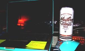 Black House Modern Times Coffee Roasty Stout